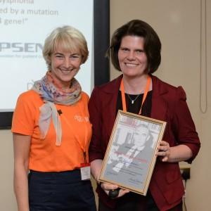 David Marsden Award Winner 2013