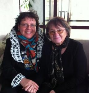 Sabina and mother